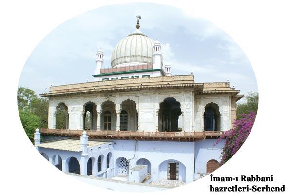 İmam-ı Rabbani Hz. nin Dergahı