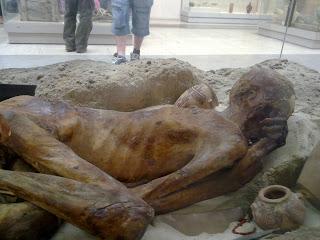 Firavunun Cesedi