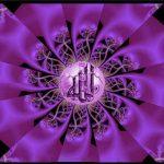 Lafza-Allah İsmi Bez Üzerinde